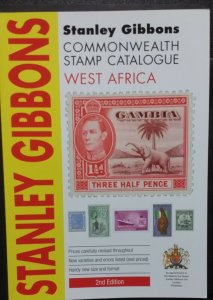 Stanley Gibbons Commonwealth Stamp Catalogue 2012 West Africa 2nd Edition