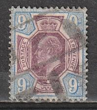 #136 Great Britain Used Edward VII