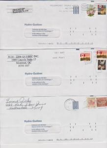 CANADA COVERS ODITTIES CENDERELLAS STAMPS LOT#C-203