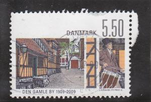 Denmark  Scott#  1424  Used