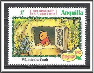 Anguilla #511 Disney Winnie The Pooh MH
