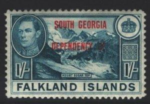 Falkland Islands Sc#3L8 MVLH