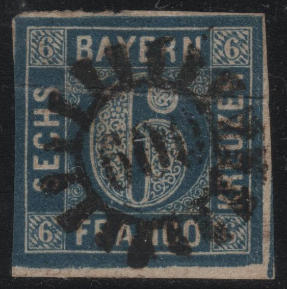 Bavaria 11 Numeral 600 Cancel