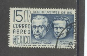 Mexico C236  F  Used