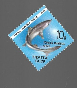 CCCP 1991 - MNH - Scott #5956 *