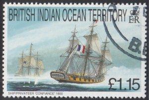 BIOT 1999 used Sc #215 1.15pd Confiance Sailing Ships