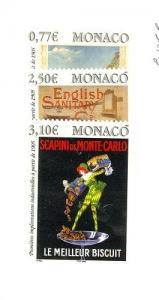 Monaco Scott 2381-2383 NH    [ID#427566]