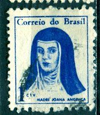 Brazil; 1967: Sc. # 1036: O/Used Single Stamp