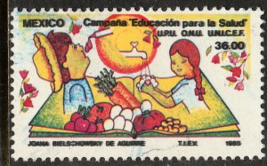 MEXICO 1379, Childrens Health Campaign. Used. VF. (1039)