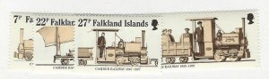 Falkland Islands  MNH sc  416-419