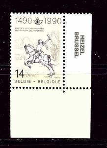 Belgium 1486 MNH 1990 issue