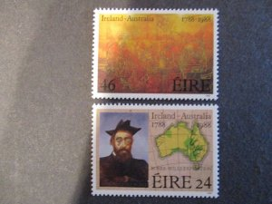 Ireland #709-10 Mint Never Hinged - (1C9) WDWPhilatelic