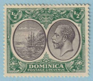 DOMINICA 65  MINT HINGED OG * NO FAULTS EXTRA FINE !