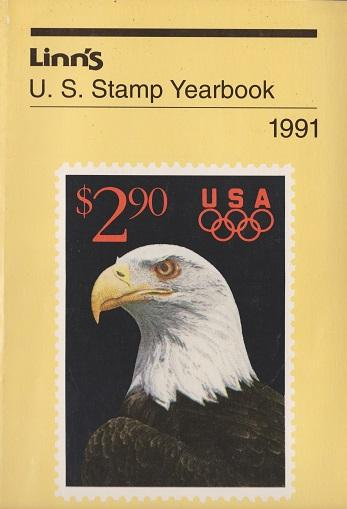 Linn's U.S. Stamp Yearbook for 1991