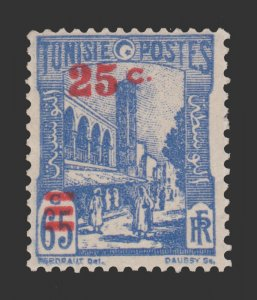 TUNISIA 1940 SCOTT # 140. UNUSED.