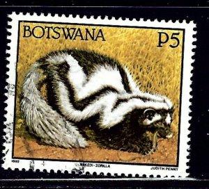 Botswana 534 Used 1992 issue    (ap1394)