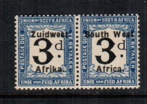 South West Africa  J30  MNH cat $ 11.00 111