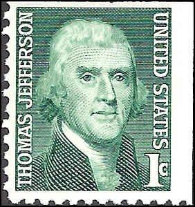 1278a Mint,OG,NH... SCV $0.50... Dull gum