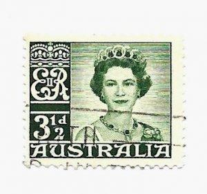 Australia 1959 - U - Scott #317 *