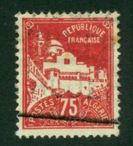 Algeria 1926 #54 U SCV (2020) = $0.80