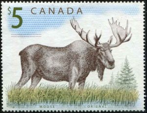 Canada SC# 1693 Moose $5.00 MNG