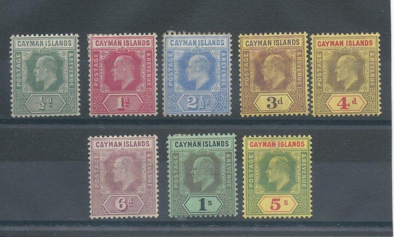 Cayman Is. 21-8 LH
