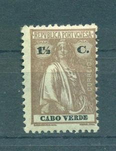Portugal - Cape Verde sc# 148 (1) mh cat val $.25