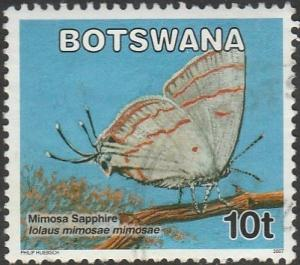 Botswana, #843 Used From 2007