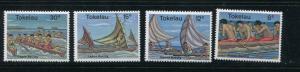 Tokelau #65-8 MNH