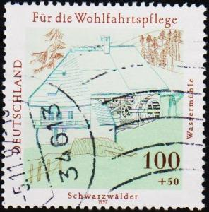 Germany. 1997 100pf+50pf S.G.2814 Fine Used