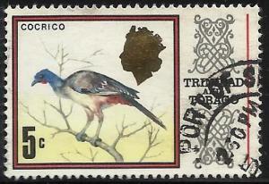 Trinidad & Tobago 1969 Scott# 146 Used