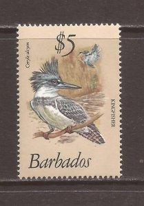 Barbados scott #510 m/nh stock #39102