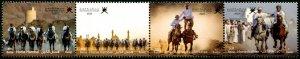 HERRICKSTAMP NEW ISSUES OMAN Horse Ardhah Festival 2020