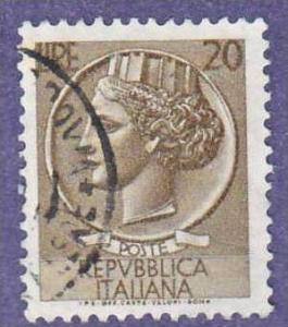 680 Italia after Syracusean Coin