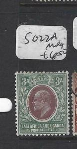 EAST AFRICA AND UGANDA   (P3105B)  KE  3A SG 22A   MOG