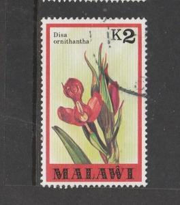 Malawi 1979/82 Orchid Defs 2K FU SG 590