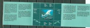 QUEBEC WILDLIFE  1994  BELUGAS #QW7d(VAN DAM)...SIGNED...$30.00