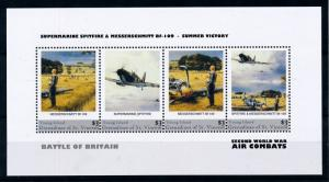 [76566] Young Island St. Vincent 2011 World War II Battle of Britain Sheet MNH