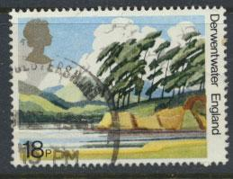 Great Britain SG 1156 - Used - Landscapes