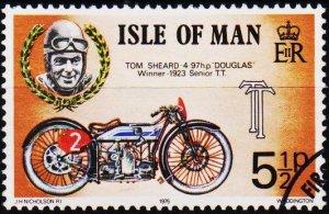 Isle of Man. 1975 5 1/2p S.G.63 Fine Used