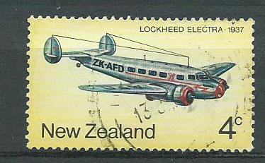 New Zealand SG 1051  Fine Used Aircraft