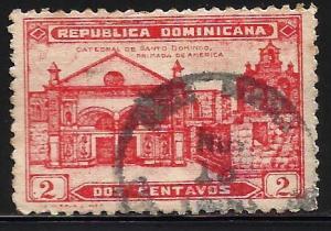 Dominican Republic 1931 Scott# 261 Used