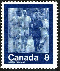 Canada #630 Used