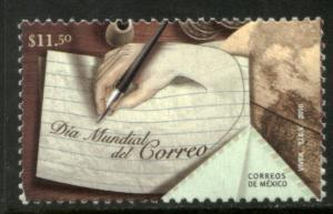 MEXICO 2698 World Post Day. MINT, NH. VF.