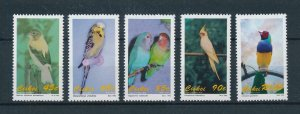 [102726] Ciskei 1993 Birds vögel oiseaux  MNH