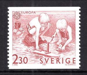 Sweden 1736 Europa MNH VF