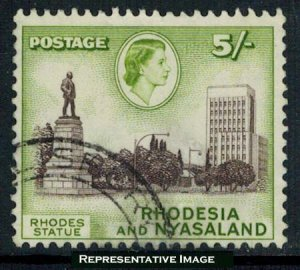 Rhodesia and Nyasaland Scott 169 Used.