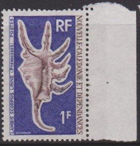 New Caledonia Sc#395 MNH