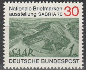 Germany #1017 MNH (S2001)
