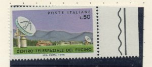Italy 1969 MNH Mint Unmounted Early Issue Fine 50L. NW-124145